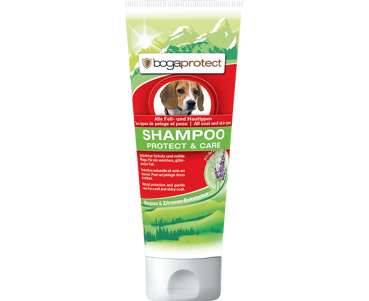 bogacare® Shampoo Protect & Care Hund 200 ml